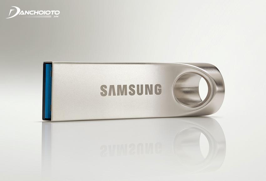 Samsung có nhiều mẫu USB thiết kế đẹp, cao cấp chống nước