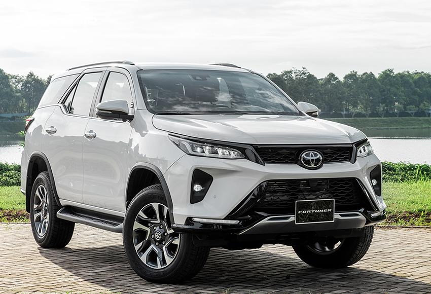 Toyota Fortuner có ưu thế lớn về thương hiệu