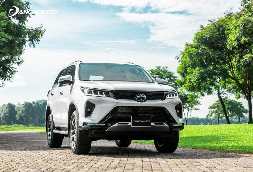 Toyota Fortuner đang có nhiều đổi mới về thiết kế và trang bị