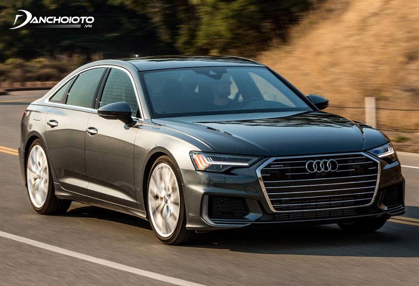 Trải nghiệm cầm lái Audi A6 2020 mới mẻ và phấn khích hơn