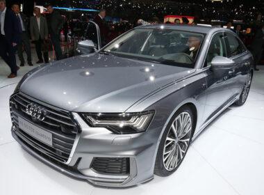 Giá xe Audi A6 2020