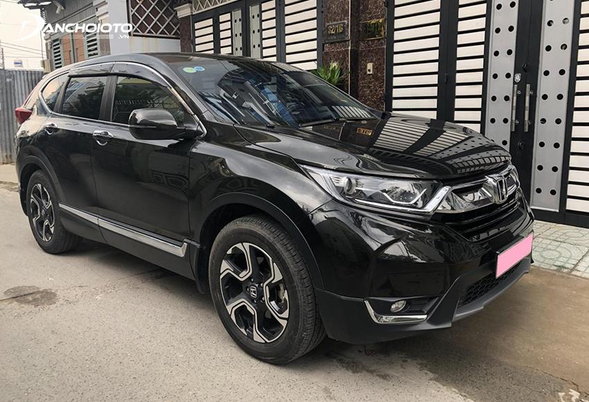 Xe Honda CR-V 2019 cũ