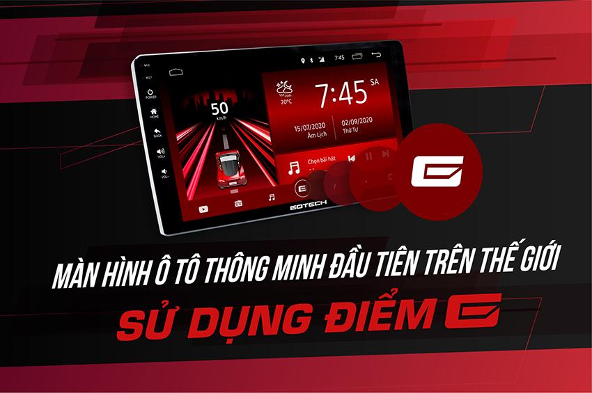 Màn hình ô tô thông minh, đánh giá màn hình Android tốt nhất hiện nay