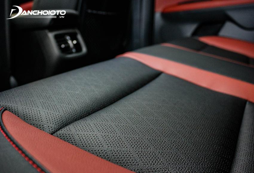 Các phiên bản Kia Cerato 2020 đều được bọc da