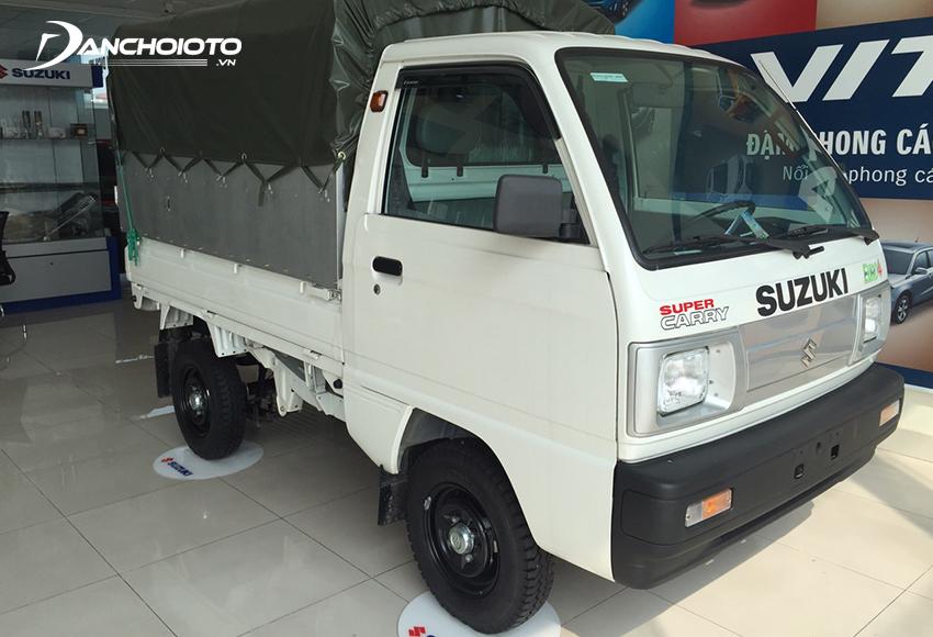 Giá Suzuki Super Carry Truck từ 249 - 285 triệu đồng