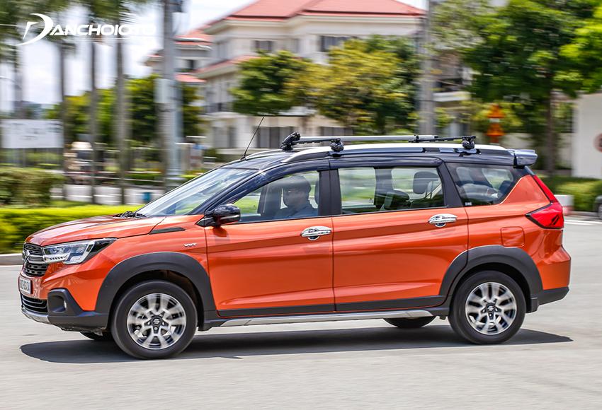 Giá Suzuki XL7 từ 589 - 599 triệu đồng