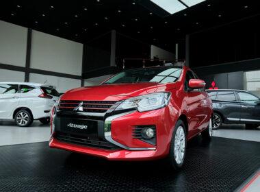 Giá xe Mitsubishi Attrage