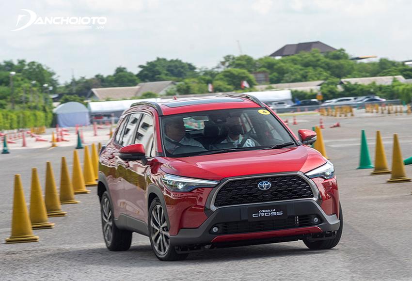 Giá xe Toyota Corolla Cross từ 720 - 910 triệu đồng