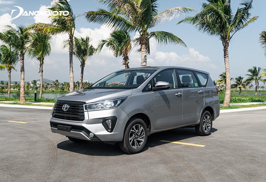 Giá xe Toyota Innova từ 750 - 989 triệu đồng