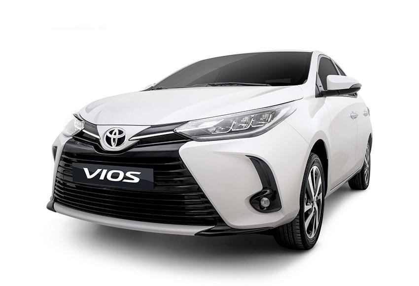 Giá xe Toyota Vios từ 470 - 570 triệu đồng
