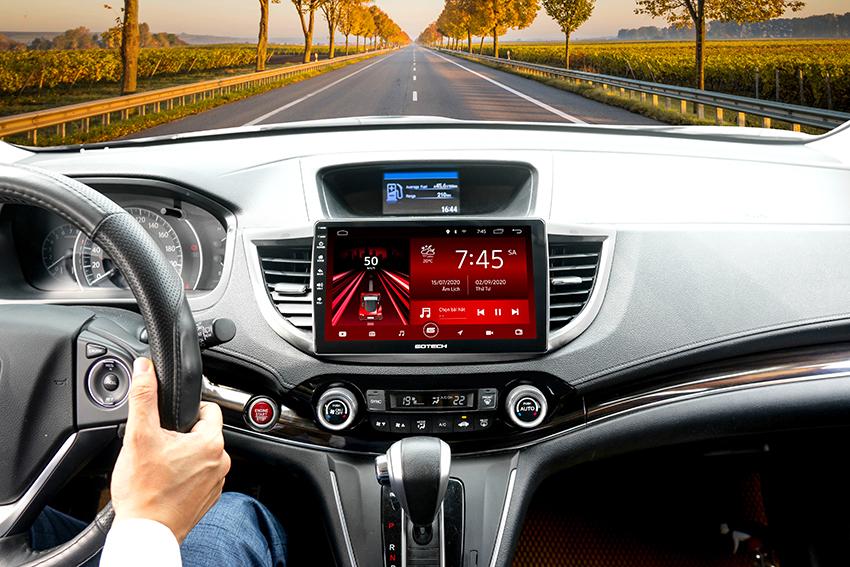 Màn hình ô tô thông minh của GOTECH là một trong những dòng sản phẩm nổi bật trên thị trường hiện nay