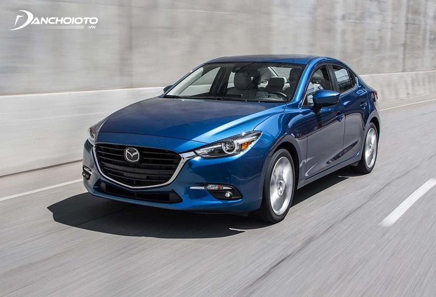 Mazda 3 mang đến trải nghiệm lái thú vị