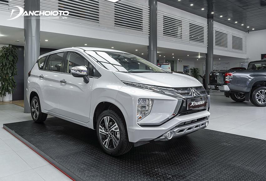 Mitsubishi Xpander được đánh giá có thiết kế trẻ trung, cá tính hơn