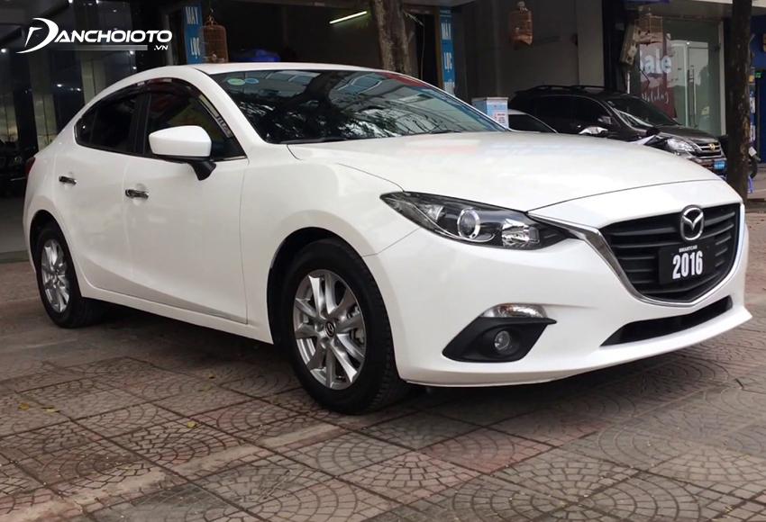 Mua Mazda 3 cũ trả góp là một hình thức mua khá hay nếu tài chính hiện tại chưa thoải mái để trả thẳng