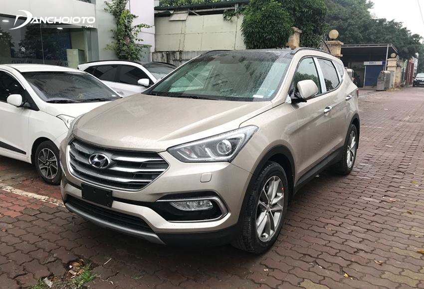 Nên mua Hyundai SantaFe cũ đời 2013 – 2014 cũ trở về sau