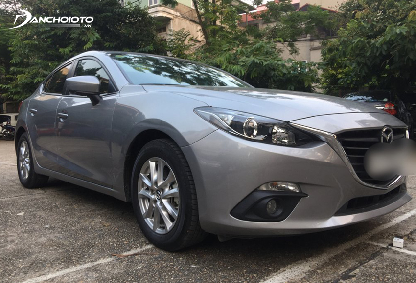 Nên ưu tiên mua xe Mazda 3 cũ từ đời 2015 trở về sau