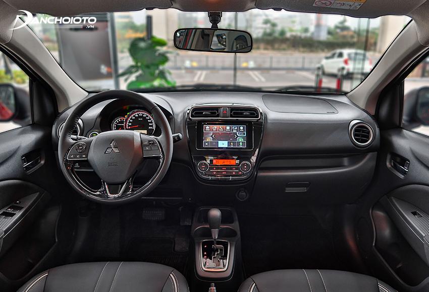 """Taplo Mitsubishi Attrage 2020 tiếp tục duy trì thiết kế từ """"người tiền nhiệm"""""""