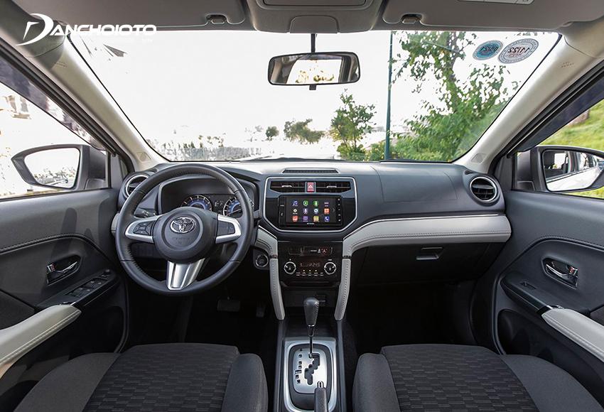 Taplo Toyota Rush 2020 đậm tính thực dụng
