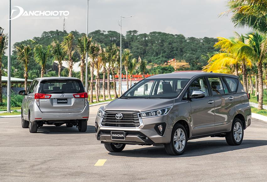 Thiết kế Toyota Innova 2020 có một số tinh chỉnh về thiết kế và bổ sung trang bị