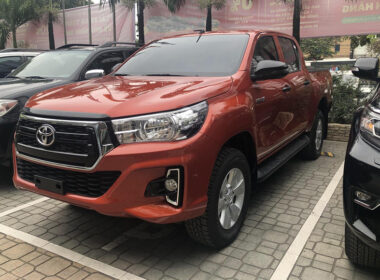 Toyota Hilux 2019 cũ