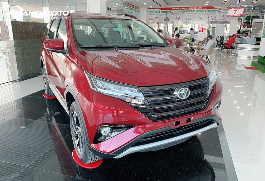 """Toyota Rush mang dáng dấp mạnh mẽ của SUV, được ví như """"tiểu Fortuner"""""""