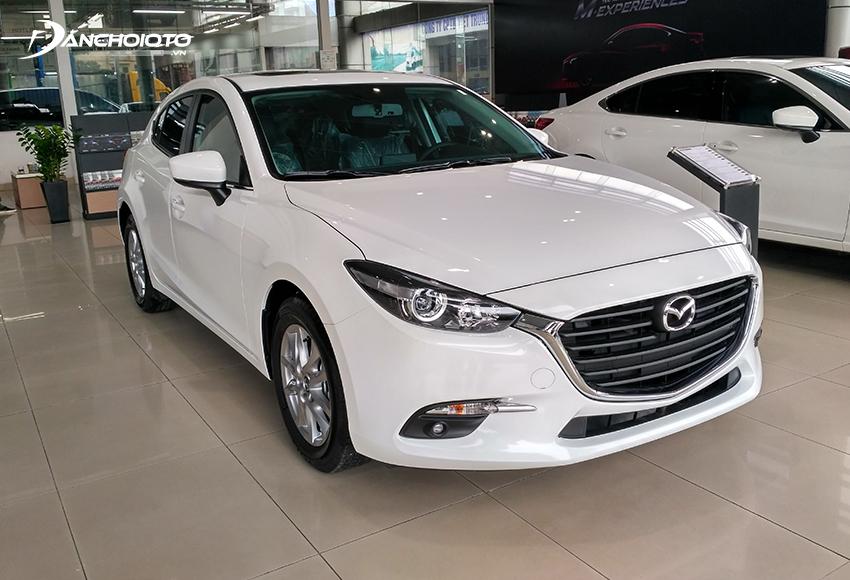 Xe Mazda 3 2018 cũ