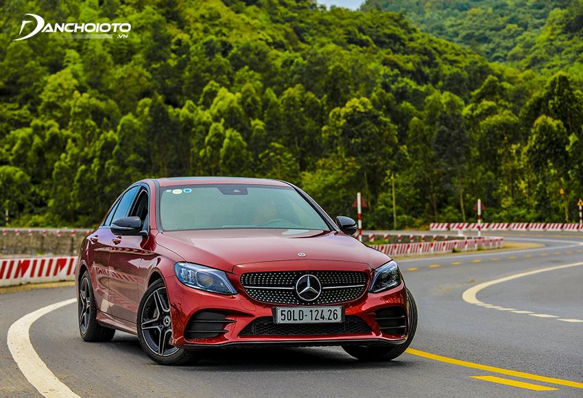 Xe Mercedes C300 AMG 2019 cũ
