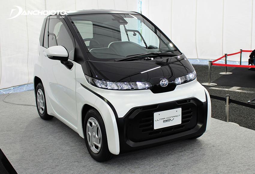 Xe Toyota BEV