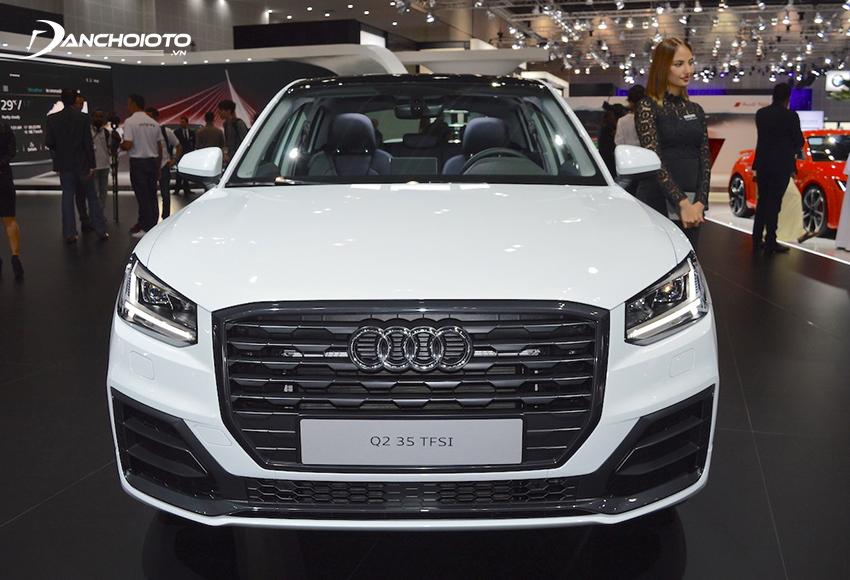 Audi Q2 là một mẫu xe SUV hạng sang giá rẻ