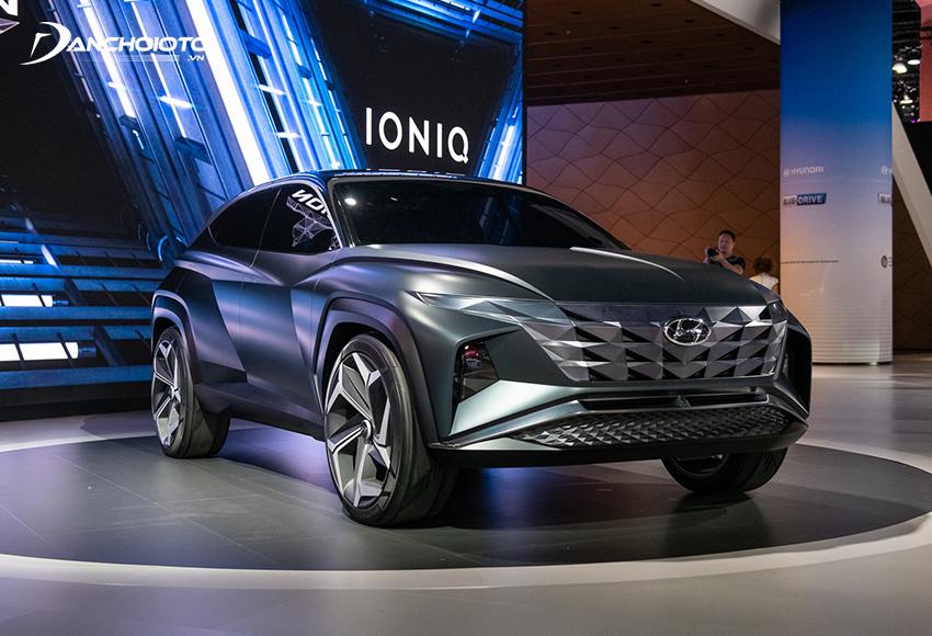 Các dòng xe Hyundai được đánh giá rất cao về mặt thiết kế
