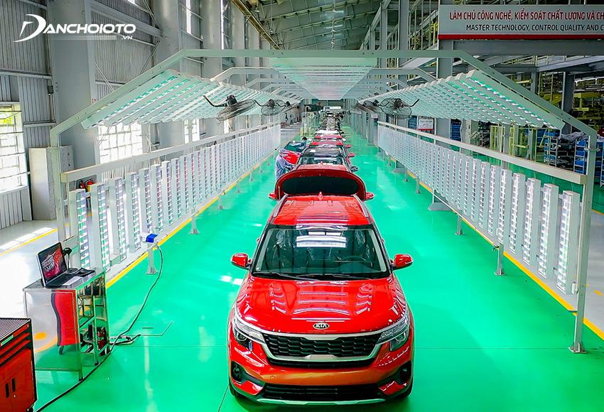 Chất lượng và độ ổn định của xe Hàn không được đánh giá cao bằng xe Nhật