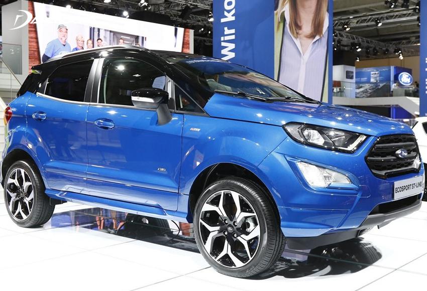 Ford EcoSport là một mẫu xe compact SUV 5 chỗ giá rẻ