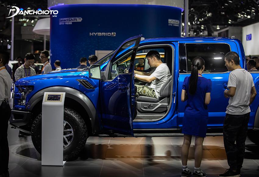 """Ford Việt Nam liên tục bị """"dính phốt"""" về lỗi sản xuất"""