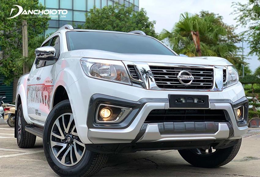 Giá Nissan Navara từ 625 - 845 triệu đồng