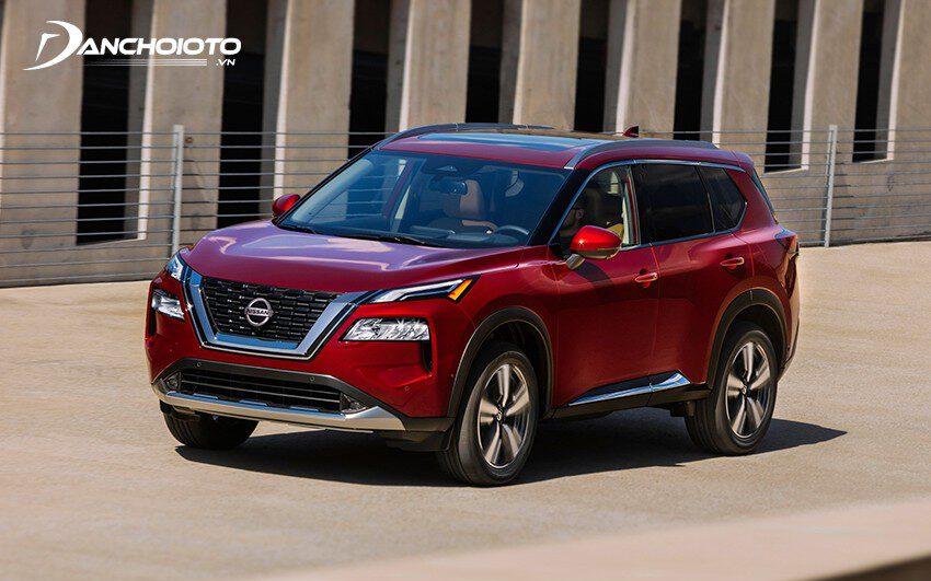 Giá Nissan X-Trail từ 913 - 993 triệu đồng