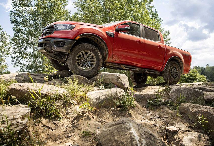 Giá xe bán tải Ford Ranger từ 616 - 918 triệu đồng
