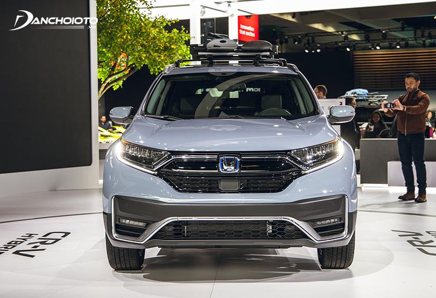 Giá xe Honda 7 chỗ CR-V từ 998 triệu - 1,118 tỷ đồng