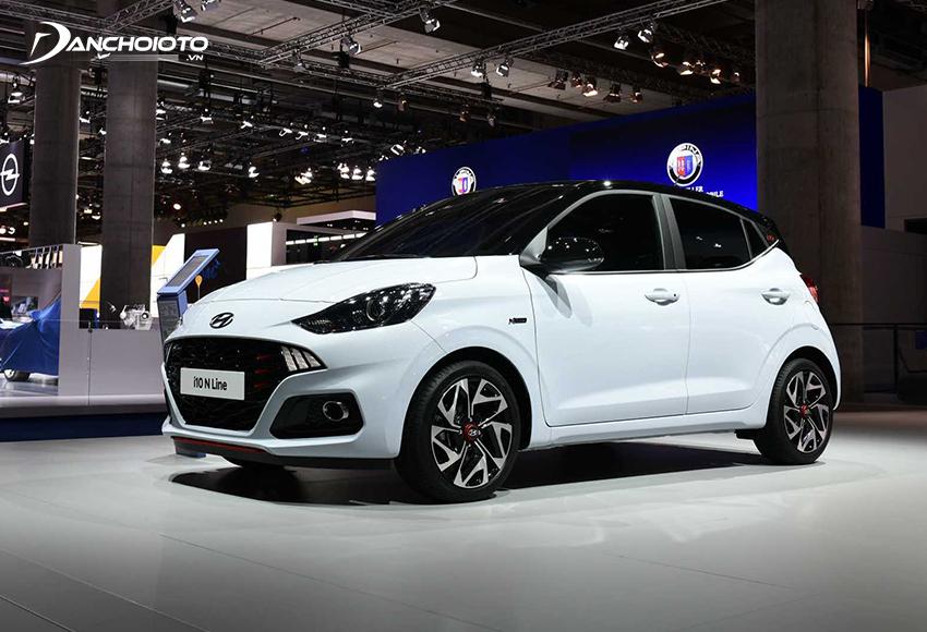 Giá xe Hyundai 4 chỗ Grand i10 từ 315 - 415 triệu đồng