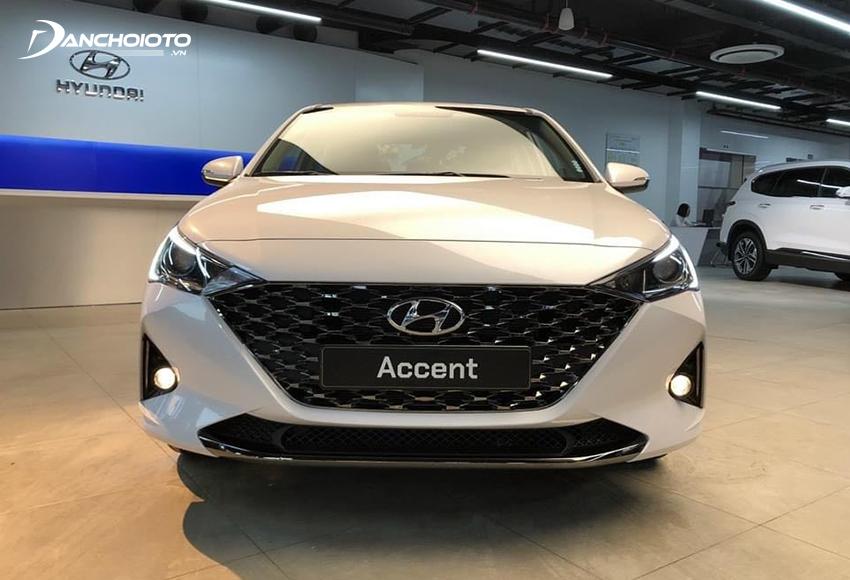 Giá xe Hyundai 5 chỗ Accent từ 426 – 542 triệu đồng