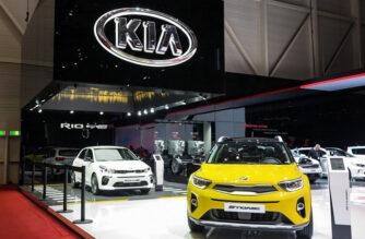 Bảng giá xe ô tô Kia