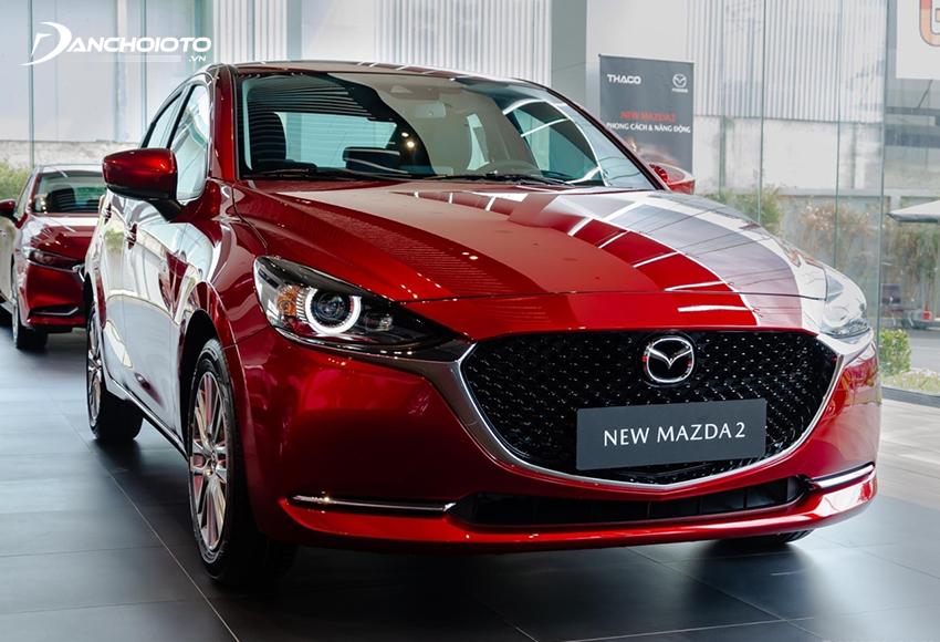 Giá xe Mazda 4 chỗ - Mazda 2 từ 479 - 619 triệu đồng