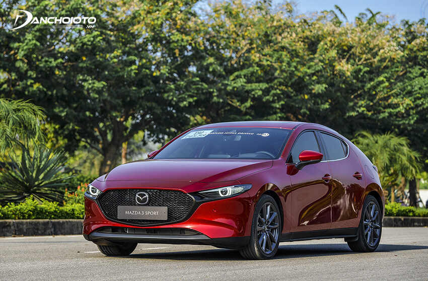 Giá xe Mazda 5 - Mazda 3 từ 699 - 810 triệu đồng