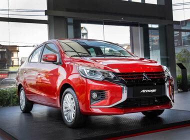 Bảng giá xe ô tô Mitsubishi