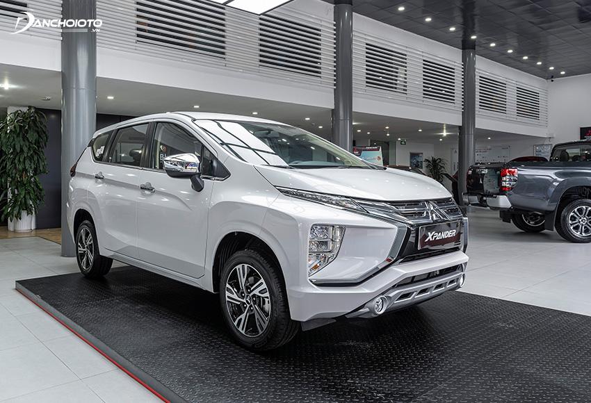 Giá xe Mitsubishi Xpander từ 555 – 670 triệu đồng