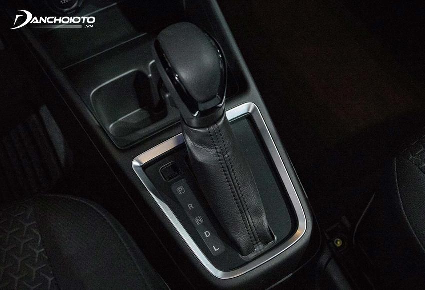 Hộp số Suzuki Swift giúp xe tăng tốc mượt và tiết kiệm nhiên liệu khi đi phố