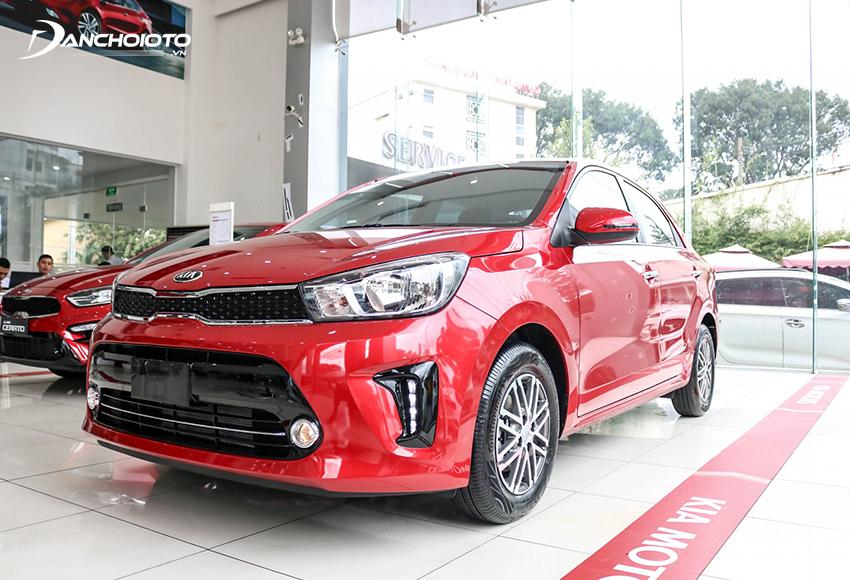 Kia Soluto đến từ Hàn có lợi thế về giá bán và thiết kế