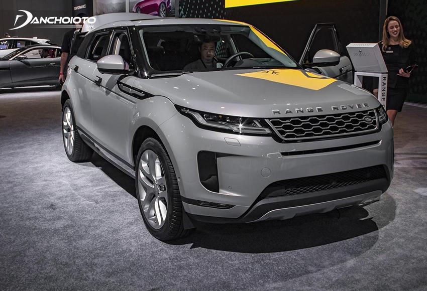 Land Rover Range Rover Evoque thuộc dòng SUV 7 chỗ hạng sang cỡ nhỏ