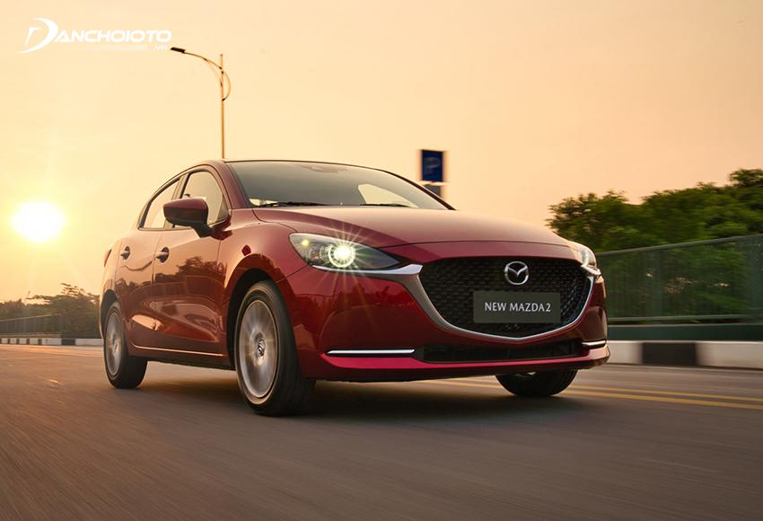 Mazda 2 sở hữu khả năng vận hành khoẻ hơn, hệ thống tiện nghi và an toàn hiện đại hơn