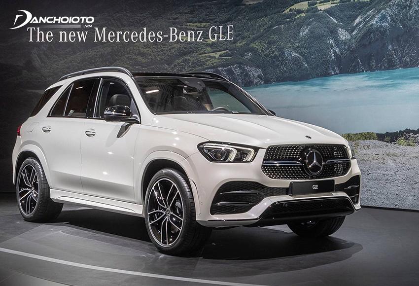 Mercedes GLE là một mẫu SUV 7 chỗ hạng sang cỡ trung