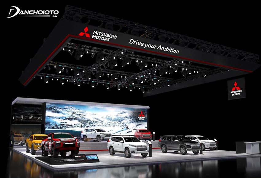 Mitsubishi là một tập đoàn công nghiệp hàng đầu của Nhật Bản